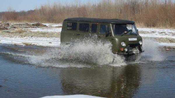 Отзывы водителей и владельцев о машинах «УАЗ-452»02
