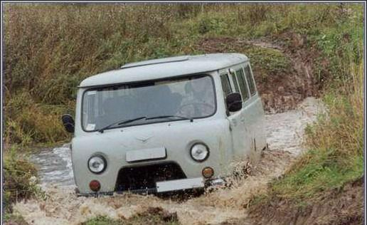 Отзывы водителей и владельцев о машинах «УАЗ-452»