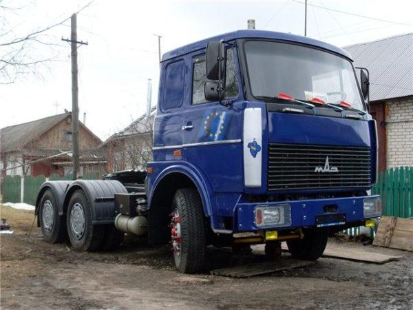 Отзывы водителей и владельцев о «МАЗ-64229»