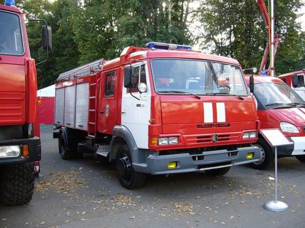 Подвеска «КамАЗ-4308»-01