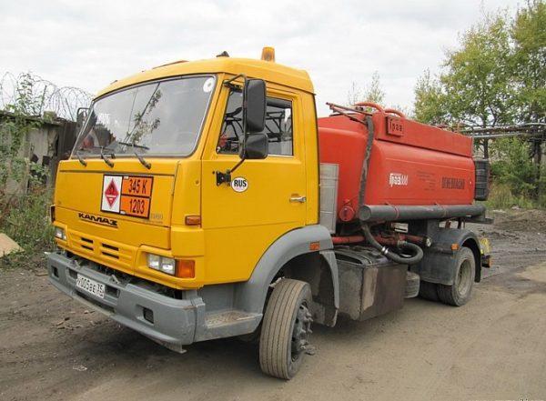 Подвеска «КамАЗ-4308»