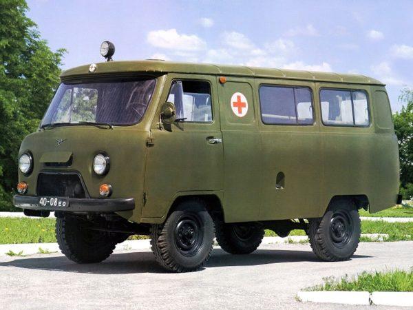Подвеска, трансмиссия и тормоза «УАЗ-452»