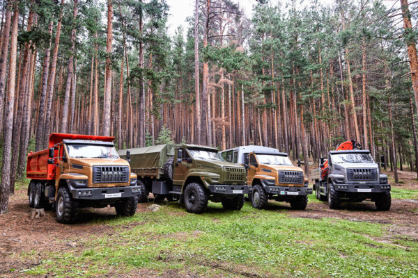 Стоимость грузовика «Урал Некст»