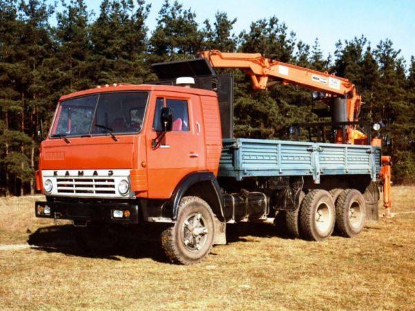 Стоимость «КамАЗ-53212»
