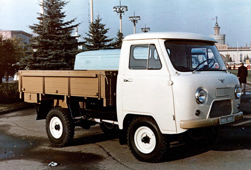 Технические характеристики «УАЗ-452»