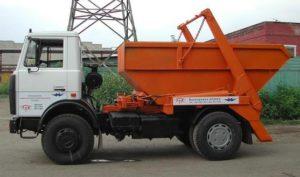 Трансмиссия и гидравлика «МАЗ-5551»