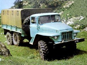 Трансмиссия «Урал-375»; рулевое и тормозное управление