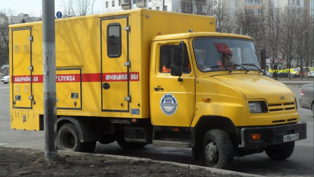 Трансмиссия «ЗИЛ-5301», рулевое и тормозное управление