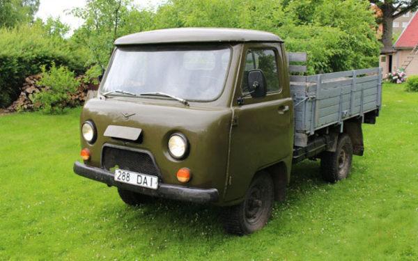 УАЗ-452: Технические характеристики