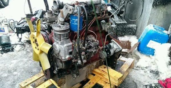 Двигатель «Д-245.7» для «Валдая»