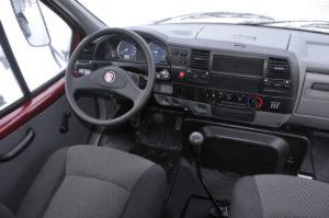 Кабина автомобиля «ГАЗ-33104 Валдай»