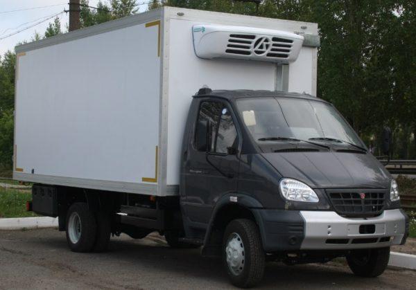 Технические характеристики автомобиля «ГАЗ-33106 «Валдай»