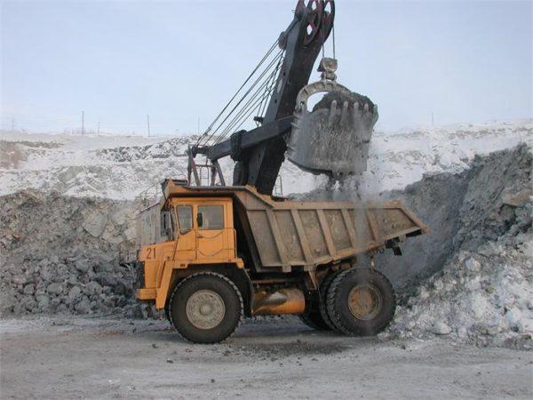 Технические характеристики «БелАЗ-7547»