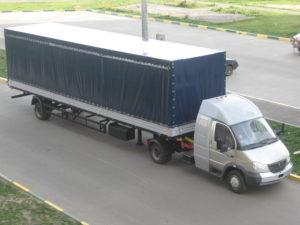 Трансмиссия «ГАЗ-33104»