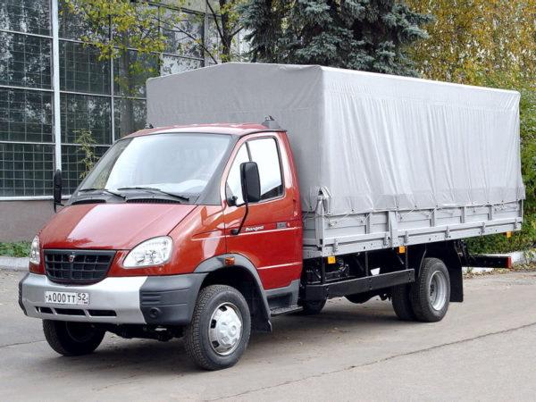 Трансмиссия, рулевое и тормозное управление «ГАЗ-33106»