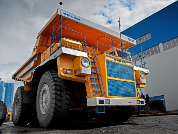 Двигатель «БелАЗ-75131»