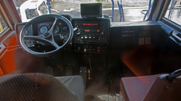 Кабина «БелАЗ-75131»-01