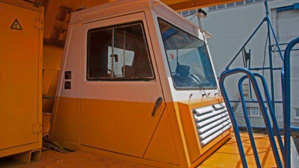 Кабина «БелАЗ-75131»