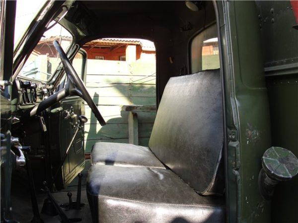 Кабина «ГАЗ-63»