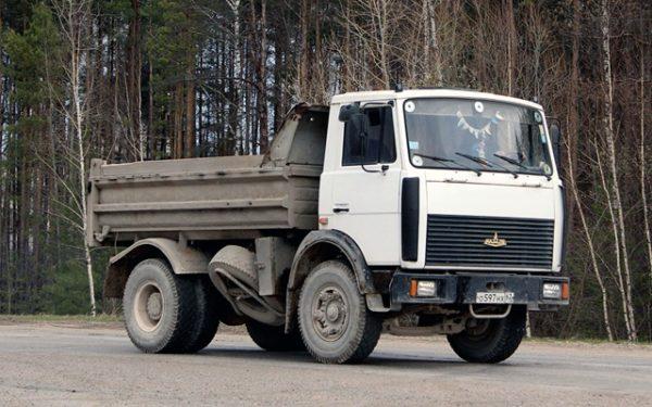 МАЗ-5551: технические характеристики