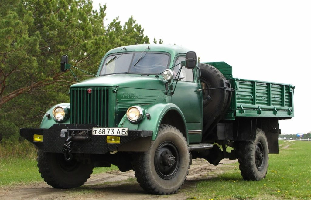 Модификации «ГАЗ-63»