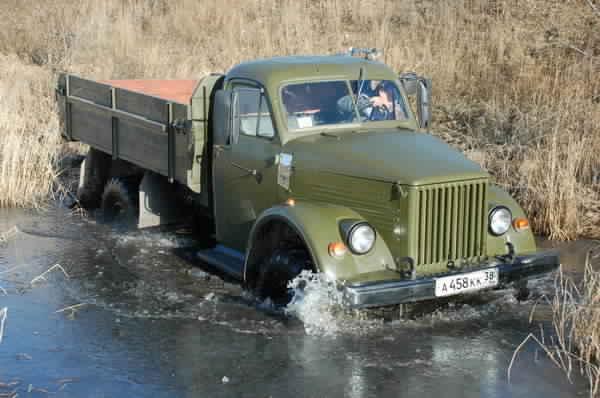 Особенности конструкции «ГАЗ-63»