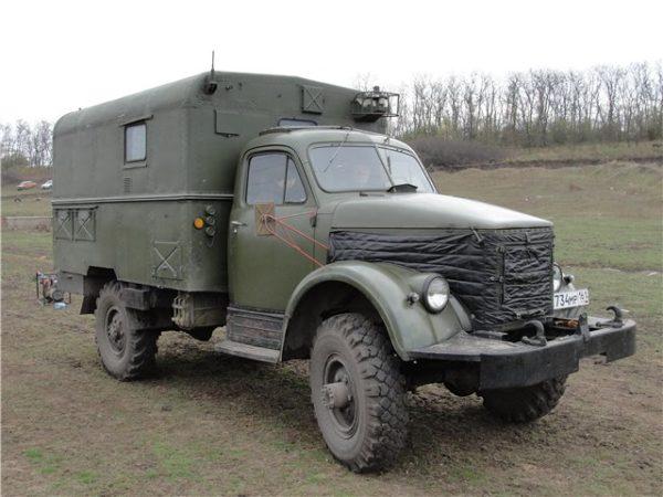 Отзывы водителей о «ГАЗ-63»