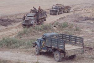 Производство «ГАЗ-63» в Корее и Китае