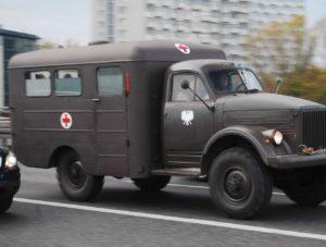 Спецмашины на базе «ГАЗ-63»-01