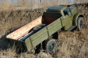 Трансмиссия «ГАЗ-63»