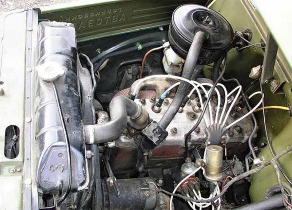 Двигатель «ГАЗ-51»