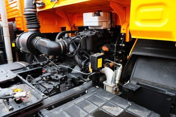 Двигатель КамАЗ-65116