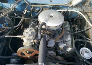 Двигатель «ЗИЛ-130»01