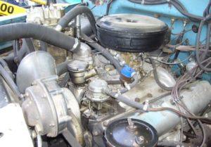 Двигатель «ЗИЛ-508.10»; его системы питания и зажигания-01