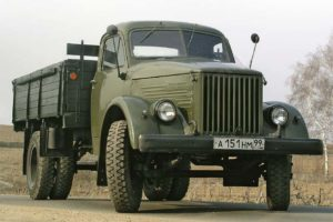 ГАЗ-51 Технические характеристики