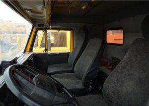 Интерьер кабины КамАЗ-65116