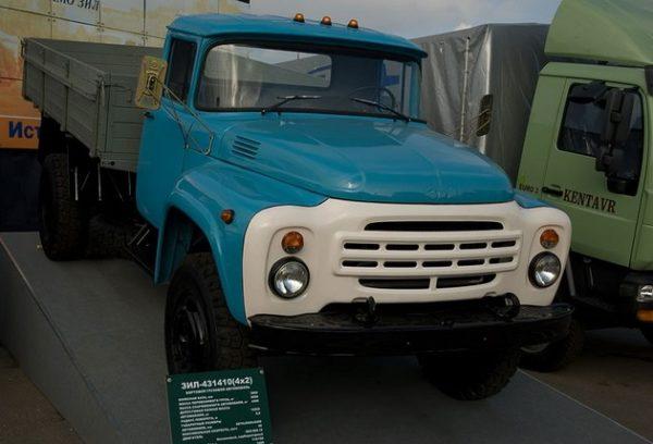 История модели «ЗИЛ-431410»