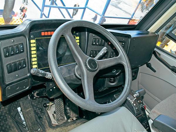 Кабина «БелАЗ‑75710»