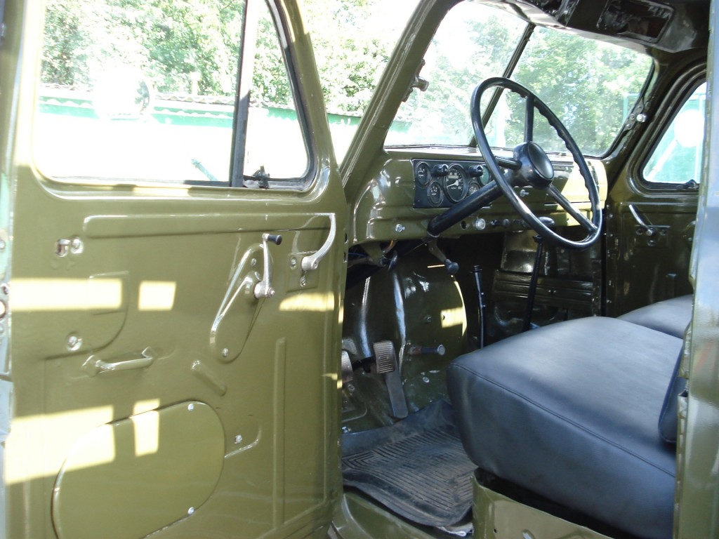 Кабина грузовика «ГАЗ-51»