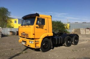 КамАЗ-65116.62