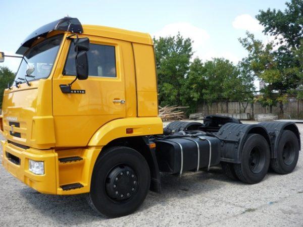 КамАЗ-65116 А4