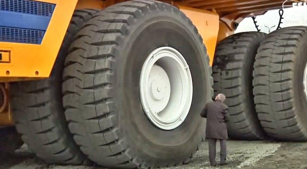 Особенности тормозной системы «БелАЗ‑75710»