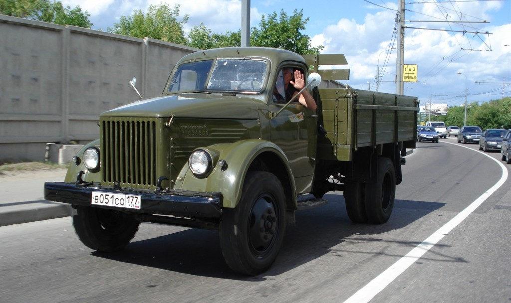 Технические характеристики «ГАЗ-51»