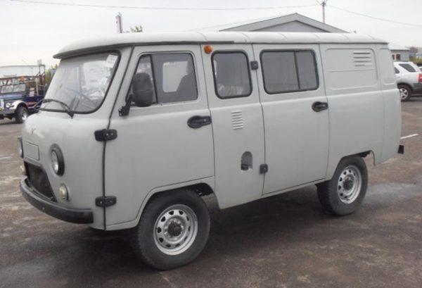 УАЗ 390995 (грузопассажирский)