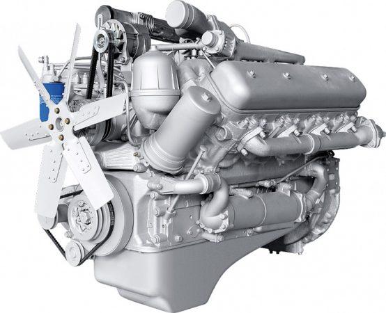 Двигатели «МАЗ-5336»