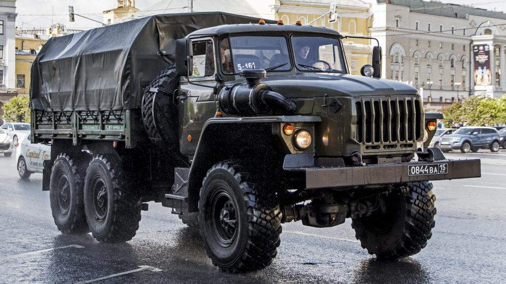 Двигатели «Урал-4320»