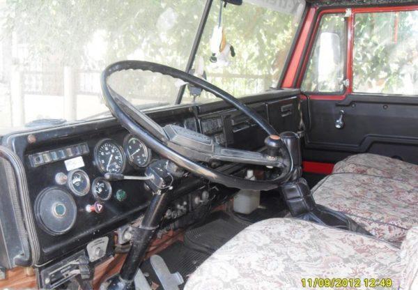 Кабина КамАЗ-5410