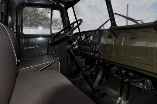 Кабины «Урал-4320»-01