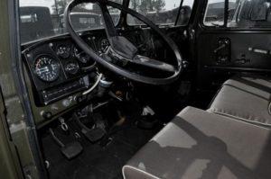 Кабины «Урал-4320»