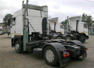 Седельный тягач МАЗ-5440 А9